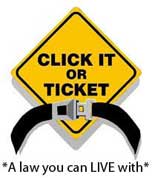 Click it or Ticket - A law you can LIVE with